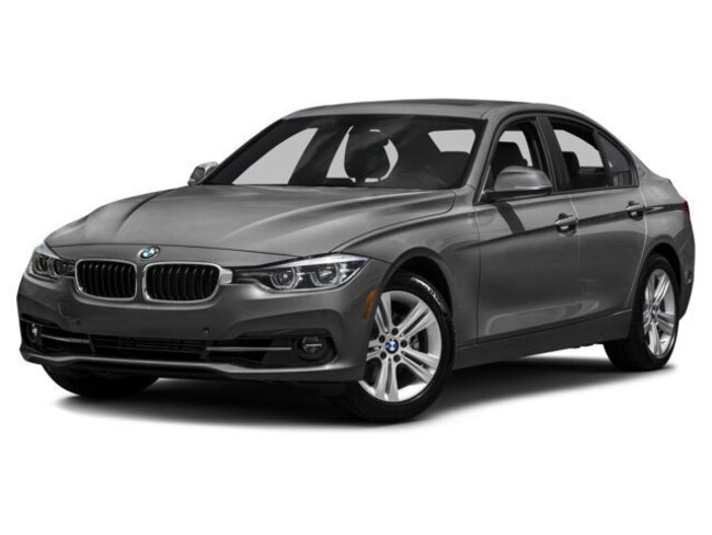 Used 2018 BMW 3 Series 330i Sedan for sale in Chico, CA