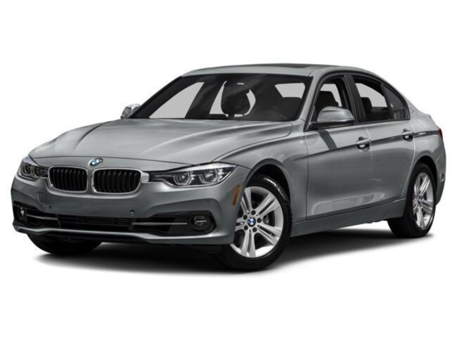 New 2018 BMW 330i xDrive Sedan Knoxville