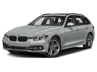 Certified 2018 BMW 3 Series SportsWagon in Greenville
