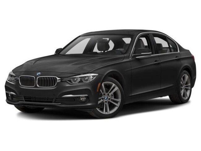 2018 BMW 328d Car
