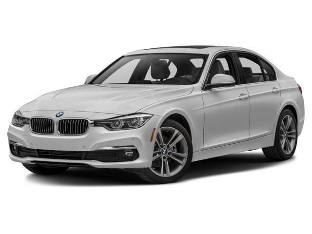 New 2018 BMW 328d 328d Sedan Sedan Near Escondido