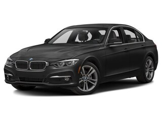 New 2018 BMW 328d Sedan Seattle, WA