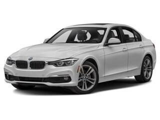 New 2018 BMW 3 Series 328d xDrive Sedan WE92979 near Rogers, AR
