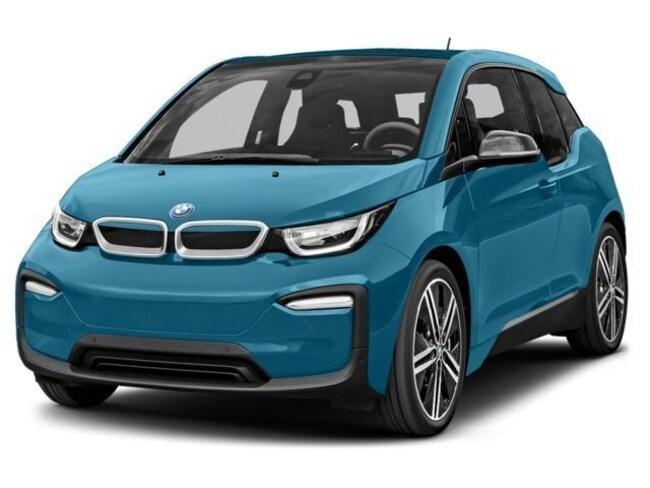 2018 BMW i3 s Sedan