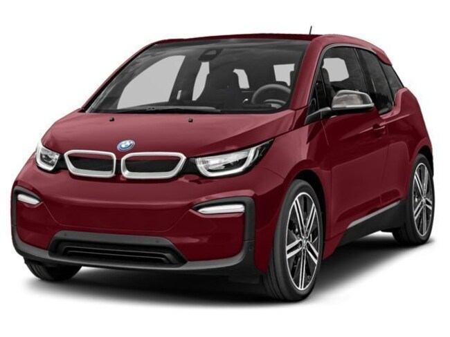 New 2018 BMW i3 with Range Extender 94Ah s Hatchback Shrewsbury