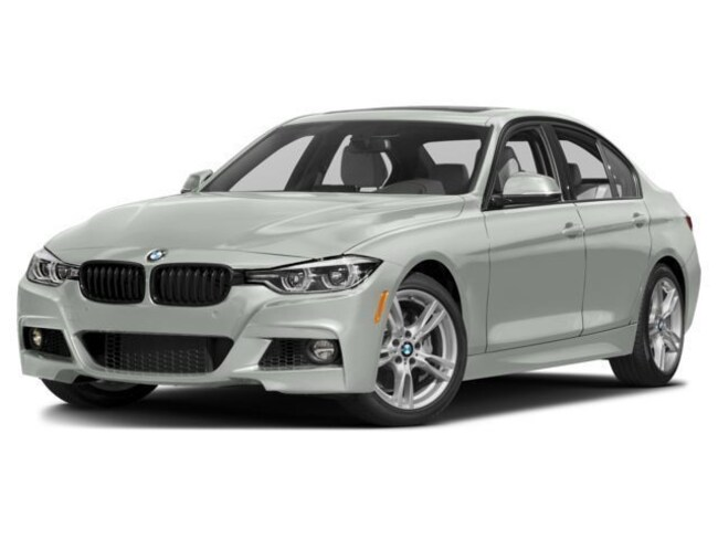 2018 BMW 3 Series 340i Xdrive Sedan