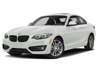 Certified 2018 BMW 2 Series Coupe near Washington DC