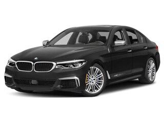 Used 2018 BMW 5 Series M550i xDrive Sedan for sale near Naperville, Hoffman Estates & Aurora IL