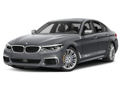 Pre-Owned 2018 BMW 5 Series M550i xDrive Sedan for sale in Schaumburg, Illinois