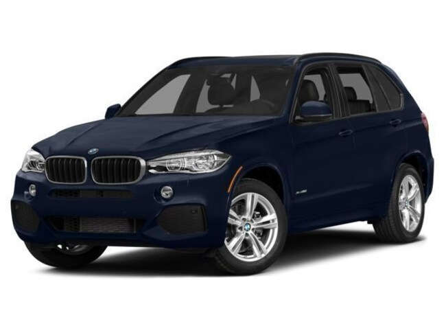certified pre-owned 2018 BMW X5 Xdrive35i SUV in st louis mo
