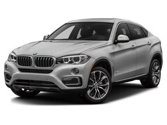 New 2018 BMW X6 Xdrive35i Sports Activity Coupe SUV In Escondido