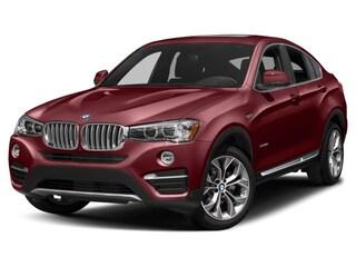 2018 BMW X4 xDrive28i Sports Activity Coupe 5UXXW3C5XJ0Y65970