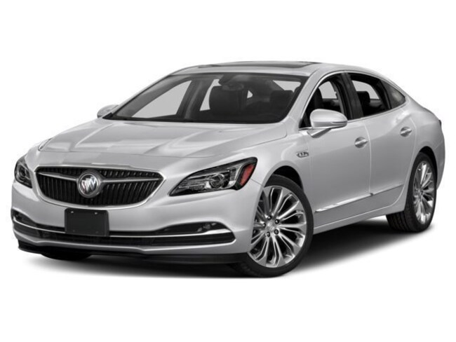 2018 Buick LaCrosse Premium Sedan