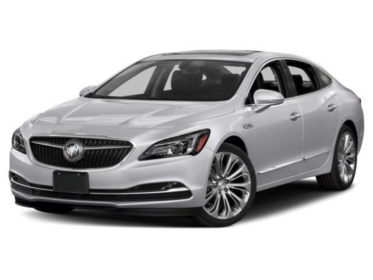2018 Buick LaCrosse Premium Front-wheel Drive Sedan