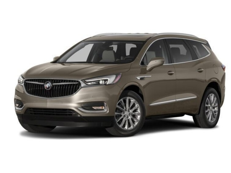 Used 2018 Buick Enclave Essence SUV in Potsdam, NY