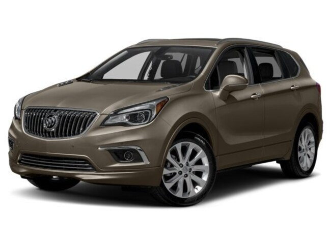 Used 2018 Buick Envision Essence SUV for sale in Brooksville, FL at Crystal Chrysler Dodge Jeep