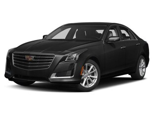 2018 CADILLAC CTS 2.0T Luxury Sedan