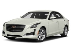 2018 CADILLAC CTS 3.6L Twin Turbo V-Sport Sedan