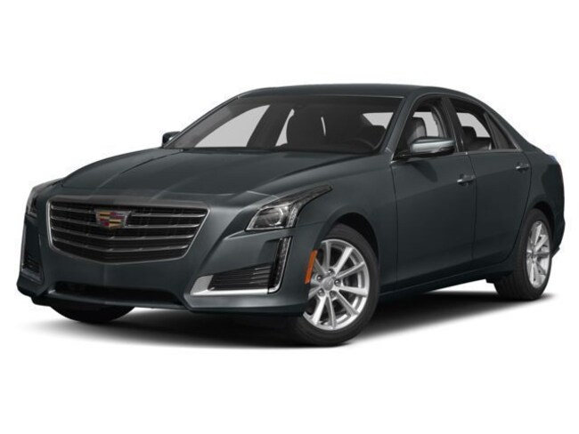 New 2018 CADILLAC CTS 2.0L Turbo Base Sedan For Sale/Lease Fort Collins, CO
