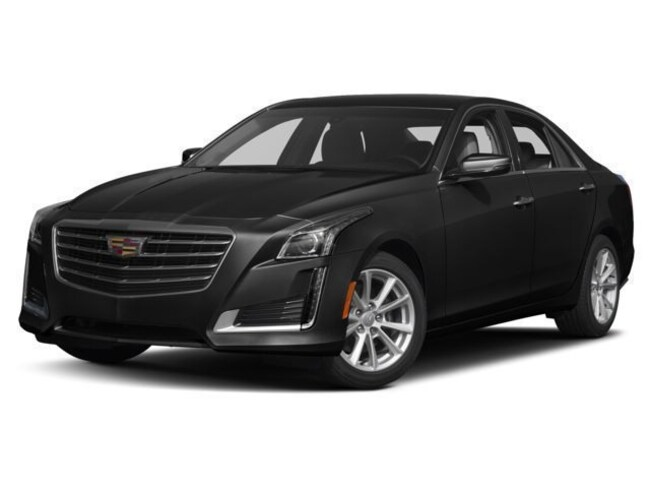 2018 CADILLAC CTS 3.6L Luxury Sedan