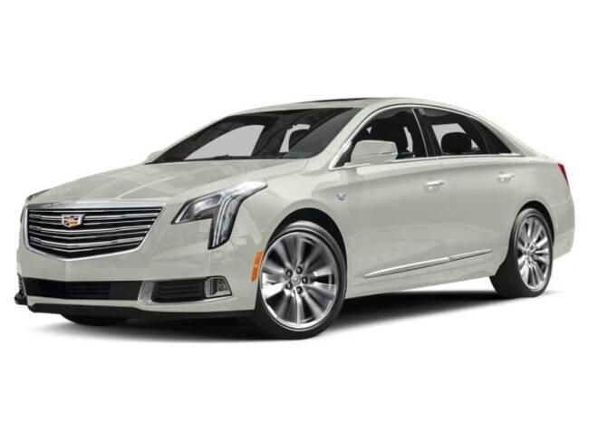2018 CADILLAC XTS Sedan