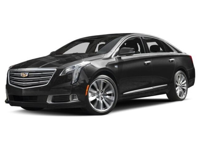 Used 2018 CADILLAC XTS Luxury Sedan near Fayetteville