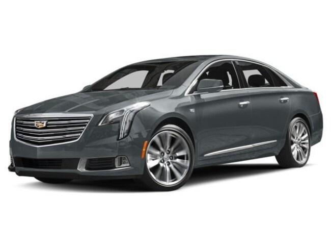 2018 CADILLAC XTS Premium Luxury XTS PREMIUM LUXURY FWD