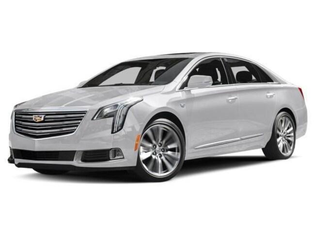2018 Cadillac XTS 4dr Sdn Luxury AWD Car
