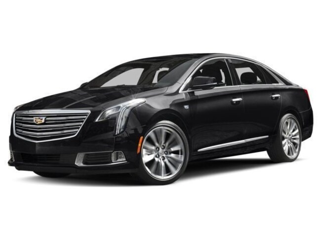 2018 Cadillac XTS 4dr Sdn Luxury AWD Car for sale in White Plains, NY at White Plains Chrysler Jeep Dodge