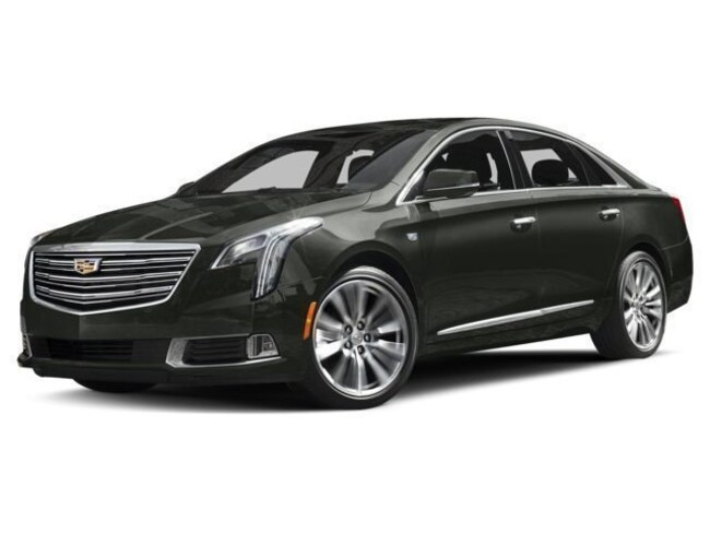 Used 2018 Cadillac Xts Platinum V Sport For Sale Danville Pa