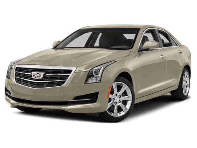 2018 CADILLAC ATS 2.0L Turbo Luxury Sedan