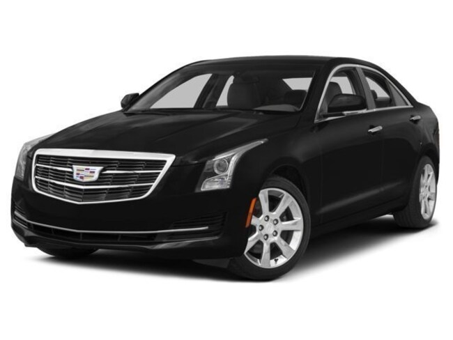 New 2018 CADILLAC ATS 2.0L Turbo Luxury Sedan in Cathedral City