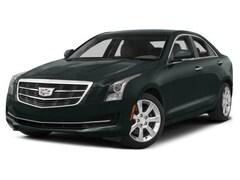 2018 Cadillac ATS 3.6L Premium Luxury Rear-wheel Drive Sedan