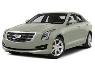 New 2018 CADILLAC ATS 2.0L Turbo Base Sedan J0156450 in Boston, MA