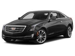 2018 CADILLAC ATS 2.0L Turbo Luxury Coupe