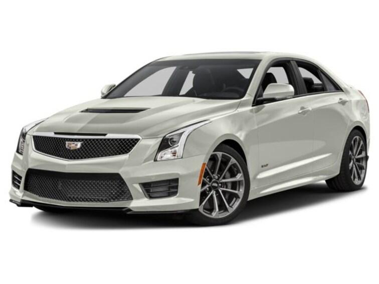 Used 2018 Cadillac ATS V Sedan Near Santa Rosa CA