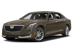 2018 CADILLAC CT6 3.6L Sedan