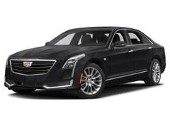 2018 CADILLAC CT6 3.0L Twin Turbo Premium Luxury Sedan
