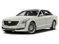 2018 CADILLAC CT6 3.0L Twin Turbo Platinum Sedan