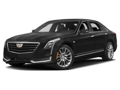 Certified Pre-Owned 2018 CADILLAC CT6 3.0L Twin Turbo Platinum Sedan for sale in Tulsa, OK
