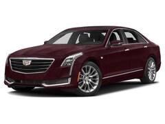 2018 CADILLAC CT6 3.0L Twin Turbo Platinum Sedan