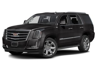 2018 CADILLAC Escalade Luxury SUV