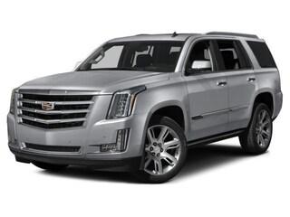 2018 CADILLAC Escalade 4WD Premium Luxury Certified SUV