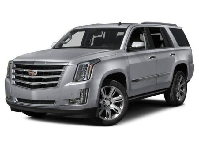 2018 CADILLAC Escalade 4WD  Premium Luxury