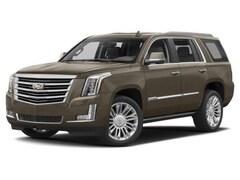 2018 Cadillac Escalade Platinum Edition SUV