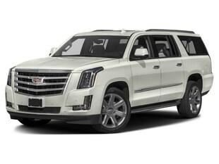 2018 Cadillac Escalade ESV 4WD 4dr Luxury SUV