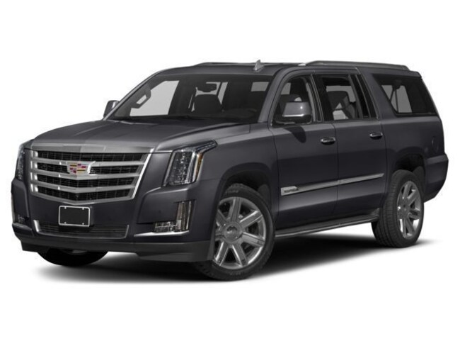 used 2018 CADILLAC Escalade ESV 4WD 4dr Luxury SUV in Knoxville TN