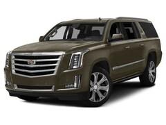 2018 CADILLAC Escalade ESV 4WD  Premium Luxury