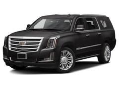 Used 2018 Cadillac Escalade ESV Platinum 4WD  Platinum