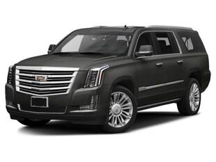 2018 Cadillac Escalade ESV 4WD 4dr Platinum SUV